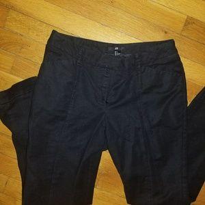 H&M Twill Pants size 6
